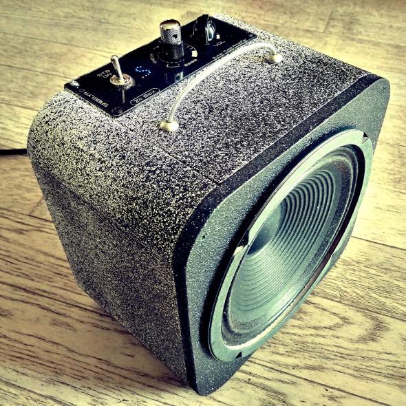 Small box Amp