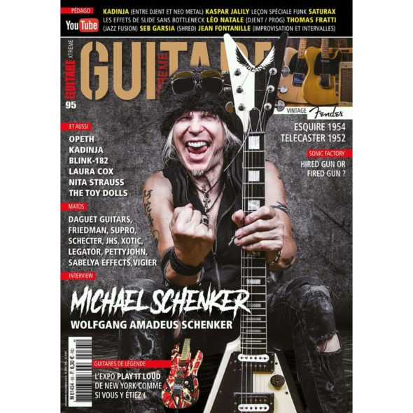 Guitare Xtreme Mag 95